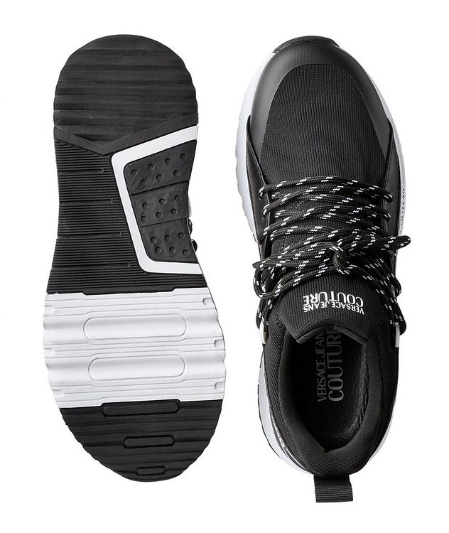 Aerodynamic Knit Sneakers picture 3