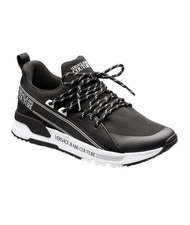 Aerodynamic Knit Sneakers image 0