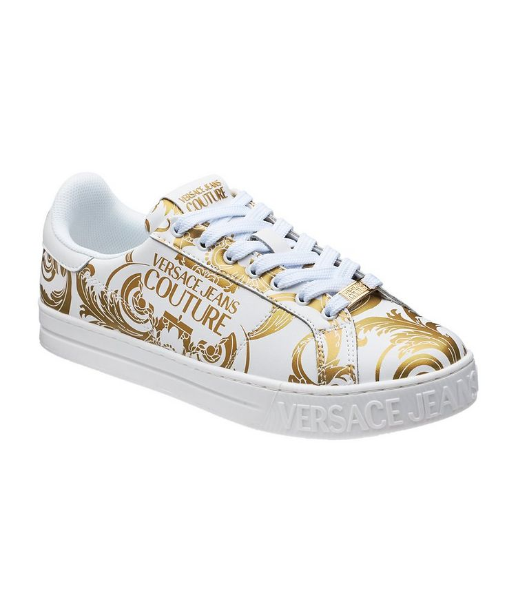 Court 88 Leather Sneakers image 0