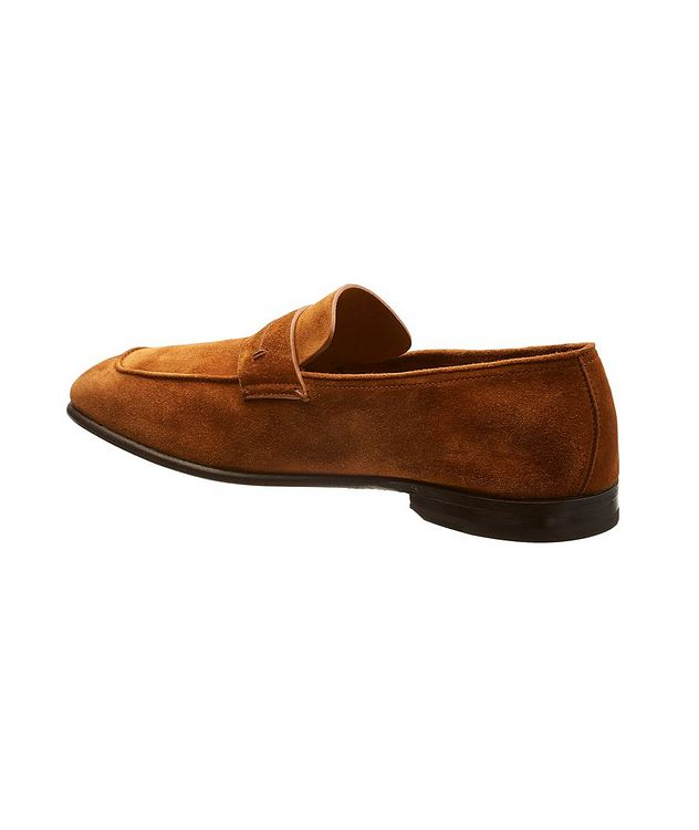 L'Asola Suede Loafers picture 2