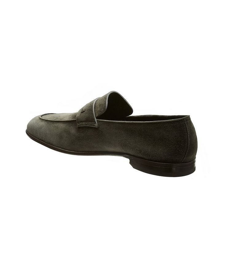 L'Asola Suede Loafers image 1