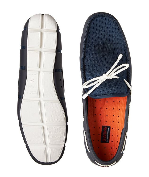 Braided Lace Loafers picture 3