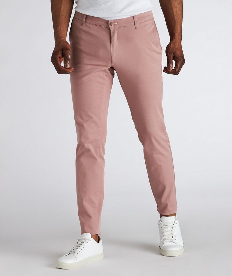 Silvio Stretch-Cotton Pants image 1