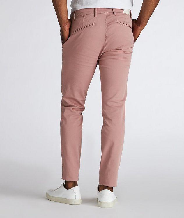 Silvio Stretch-Cotton Pants picture 3