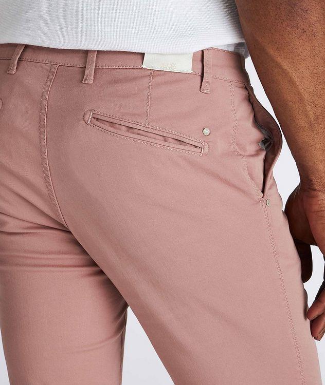 Silvio Stretch-Cotton Pants picture 4