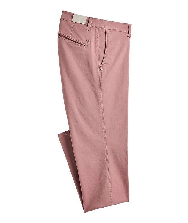 Silvio Stretch-Cotton Pants picture 1