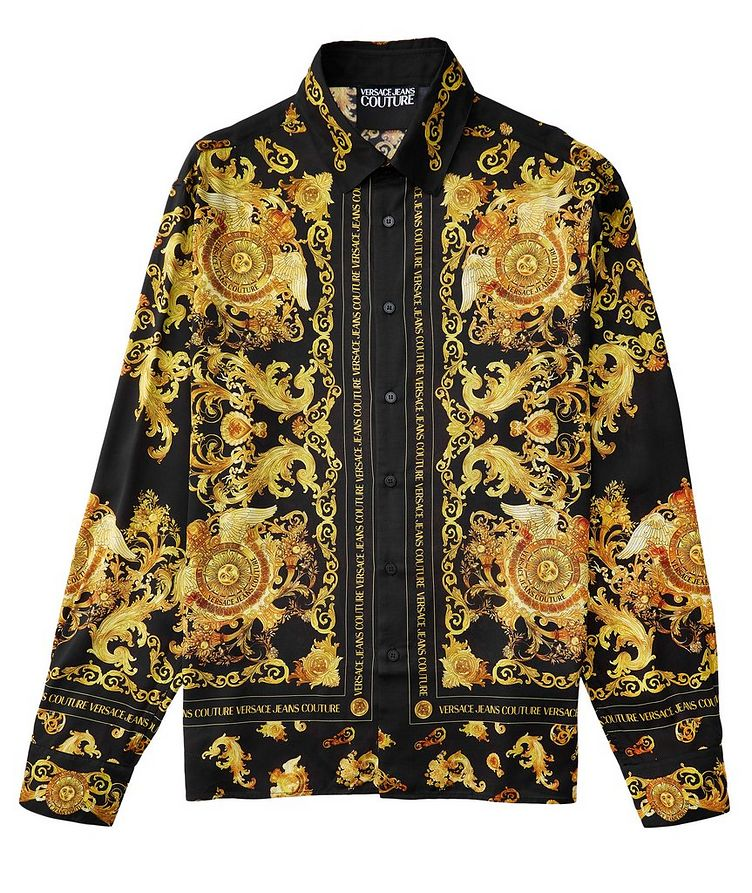 Slim-Fit Baroque Shirt image 0
