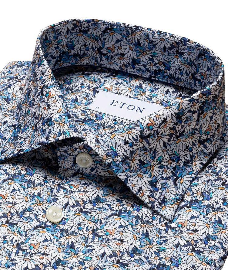Slim Fit Floral Shirt image 1