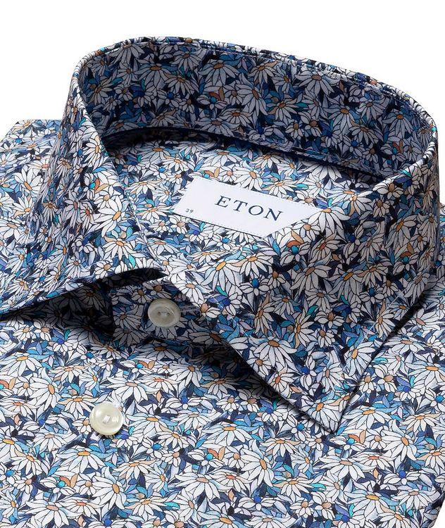 Slim Fit Floral Shirt picture 2