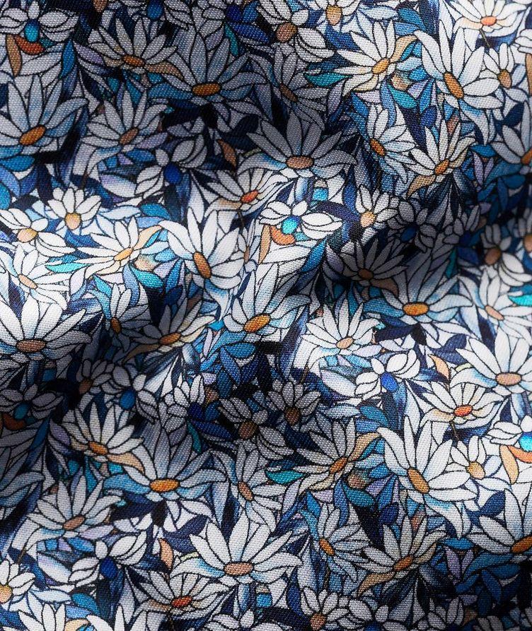 Slim Fit Floral Shirt image 3