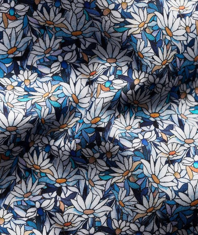 Slim Fit Floral Shirt picture 4