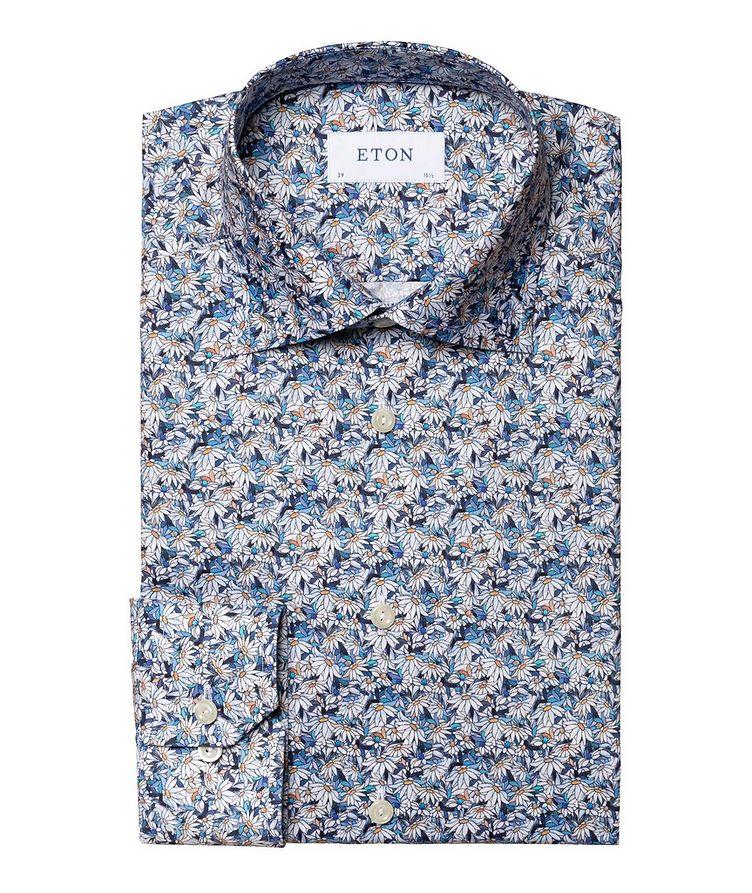 Slim Fit Floral Shirt image 0
