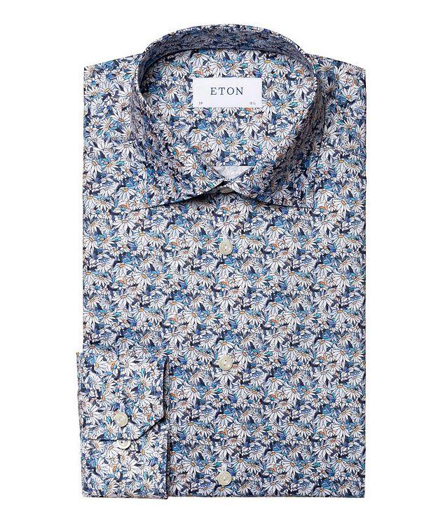 Slim Fit Floral Shirt picture 1