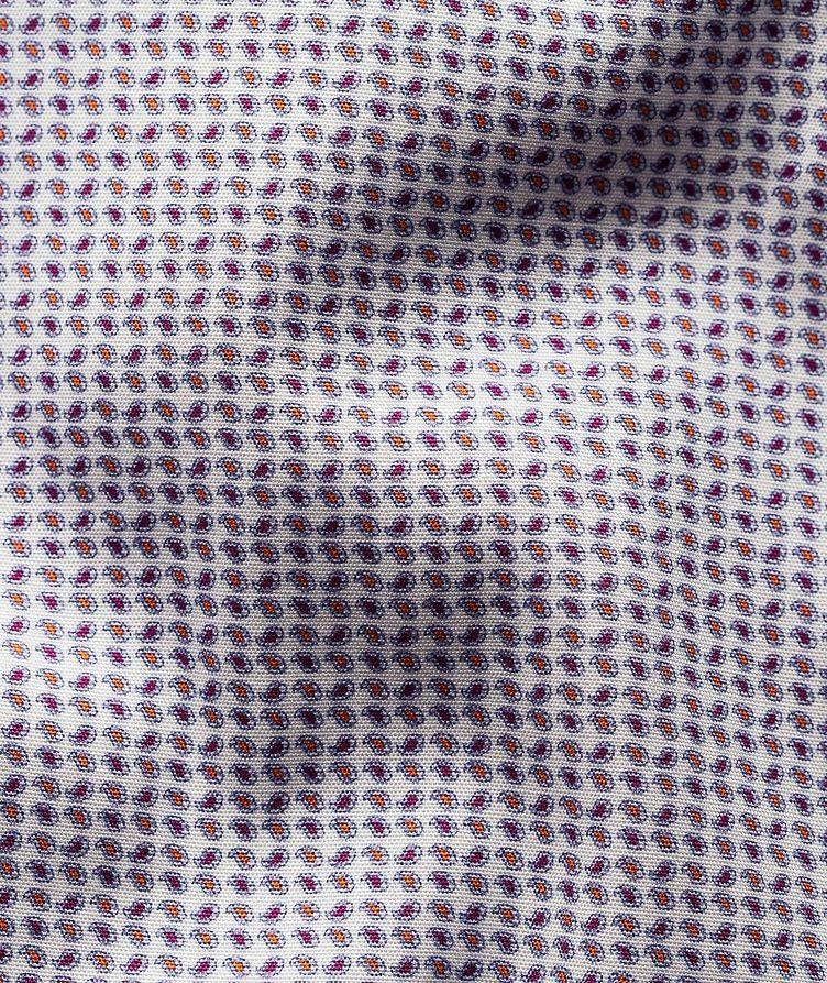 Contemporary Fit Mini Paisley Dress Shirt image 2