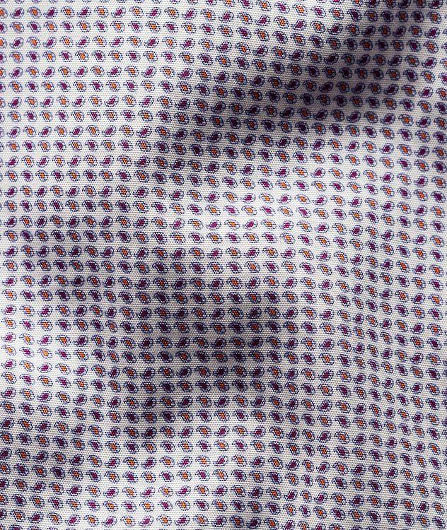 Contemporary Fit Mini Paisley Dress Shirt picture 3
