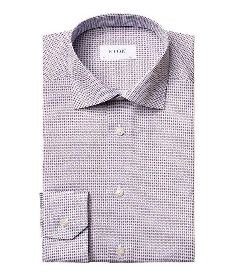Contemporary Fit Mini Paisley Dress Shirt image 0