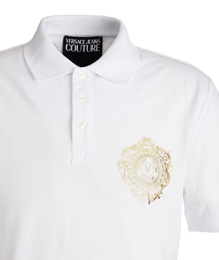 Piqué Organic Cotton Polo image 1