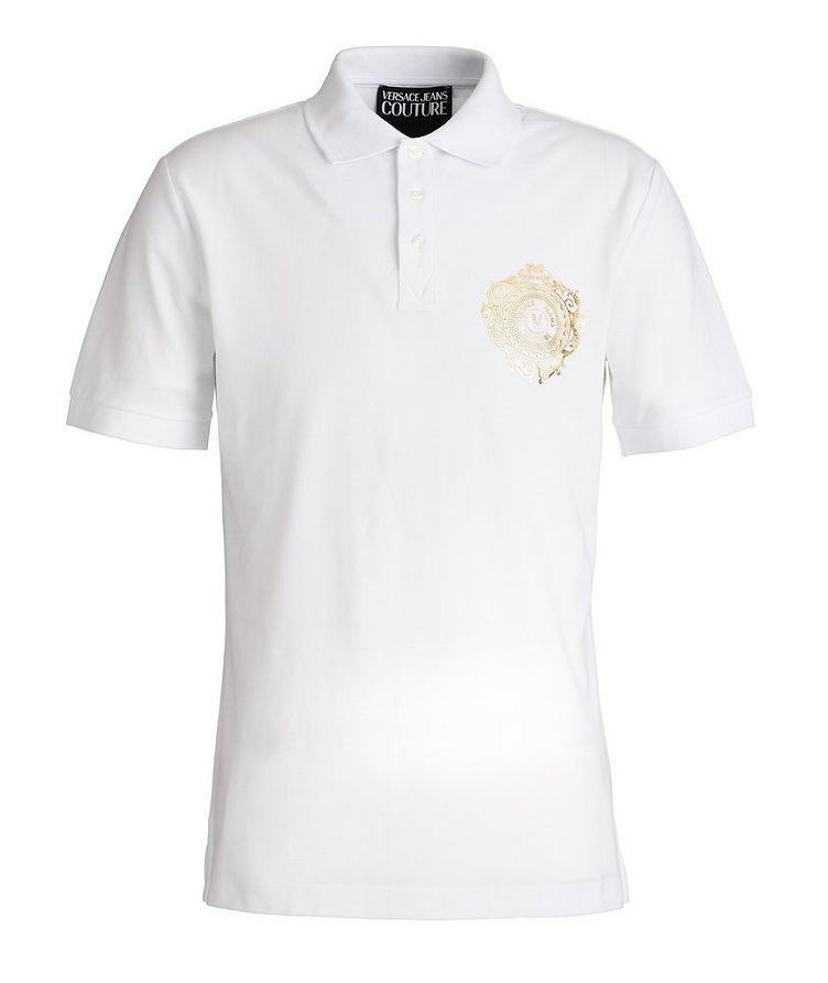 Piqué Organic Cotton Polo image 0