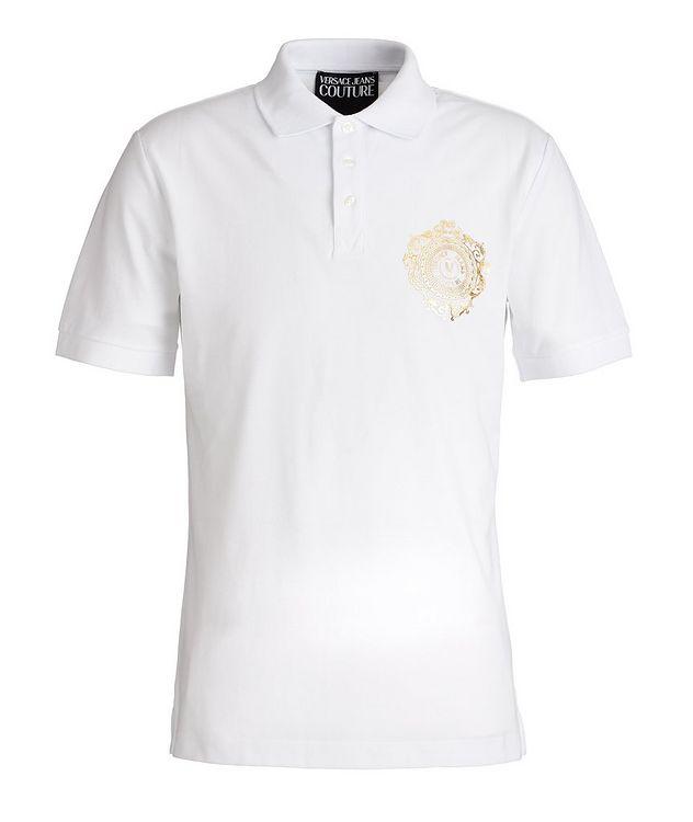 Piqué Organic Cotton Polo picture 1