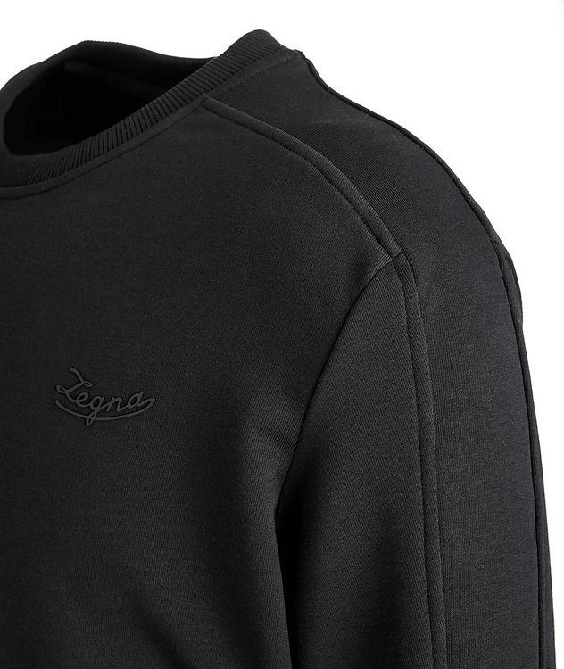 Stretch-Cotton Sweatshirt picture 2