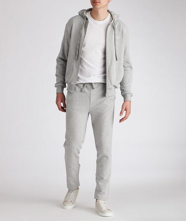 Cotton-Blend Hoodie picture 4