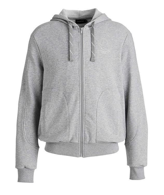 Cotton-Blend Hoodie picture 1