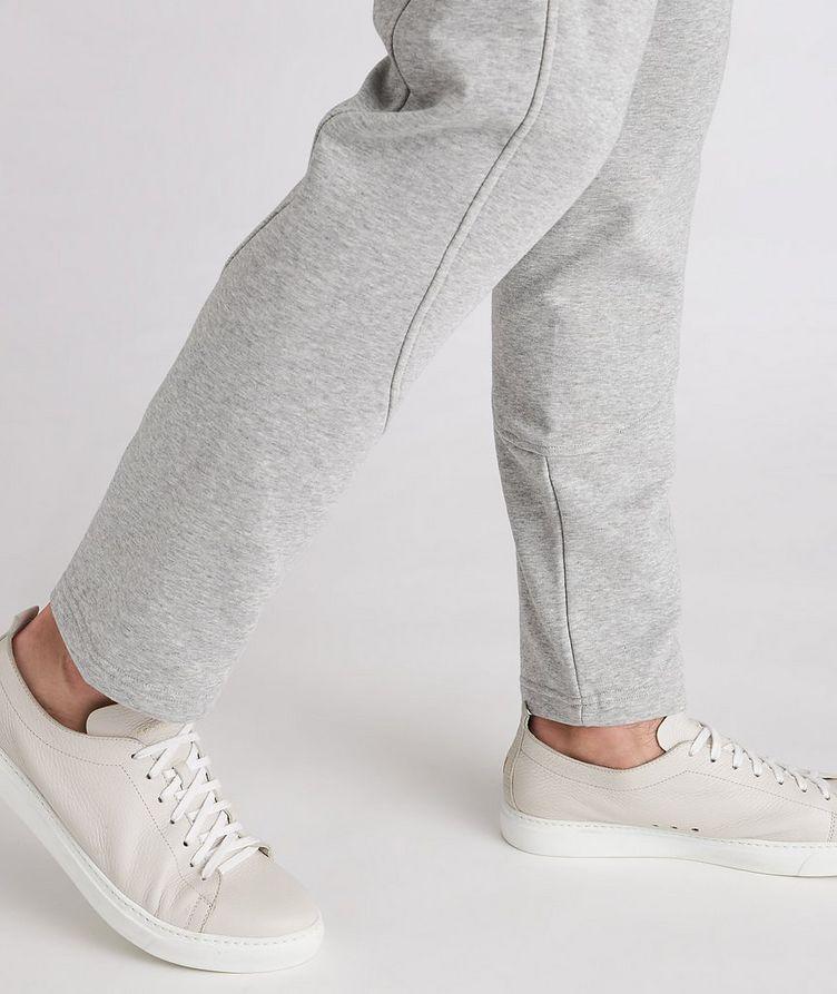 Stretch-Cotton Joggers image 3
