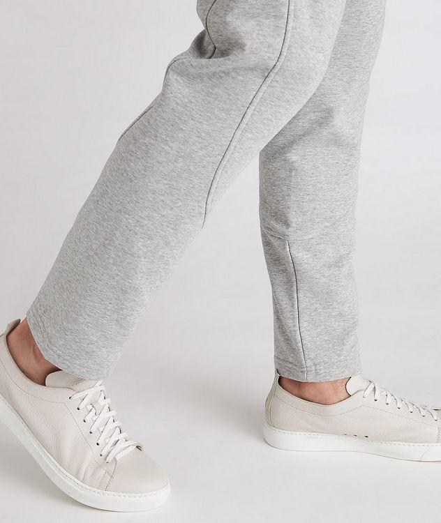 Stretch-Cotton Joggers picture 4