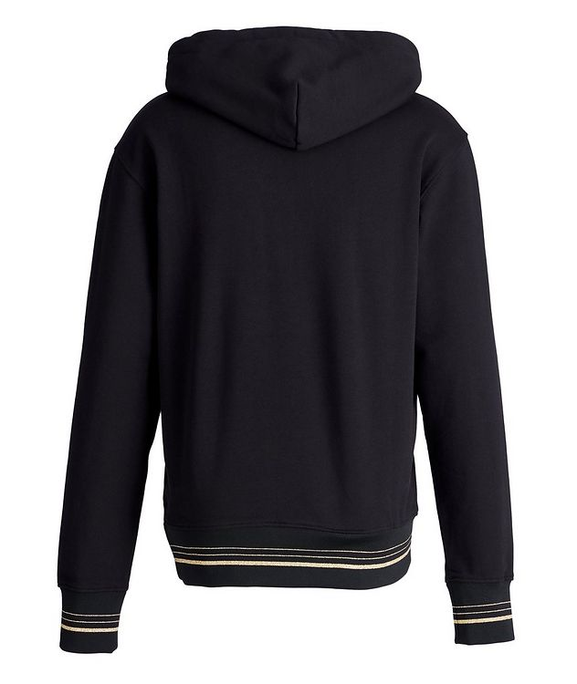 Logo Cotton Hoodie picture 2