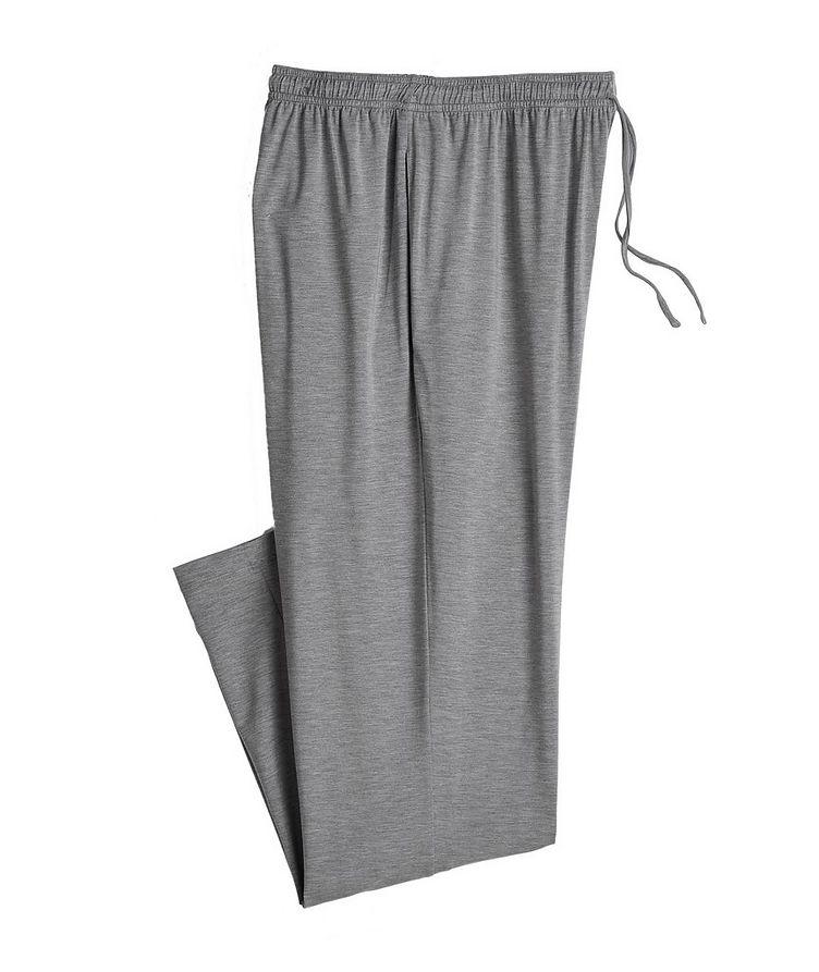 Stretch-Modal Henley Pyjamas image 1