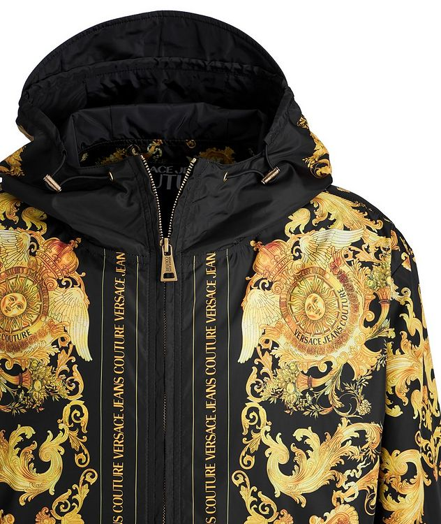 Baroque Hooded Jacket picture 3