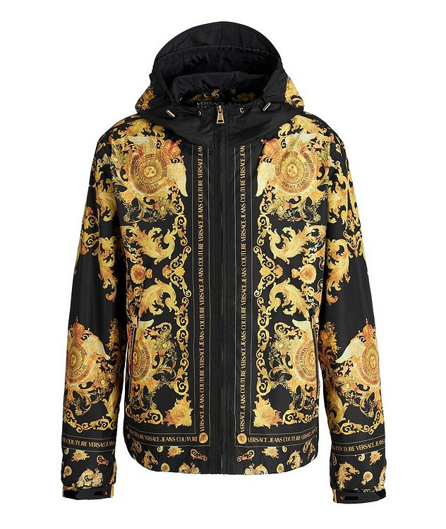 Baroque Hooded Jacket picture 1