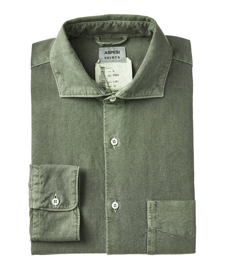 Faded Cotton Shirt image 0