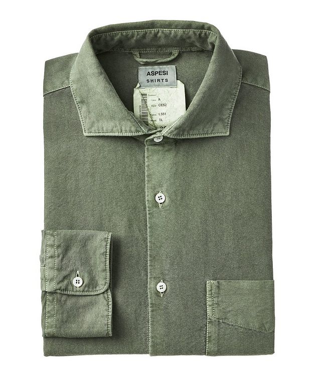 Faded Cotton Shirt picture 1