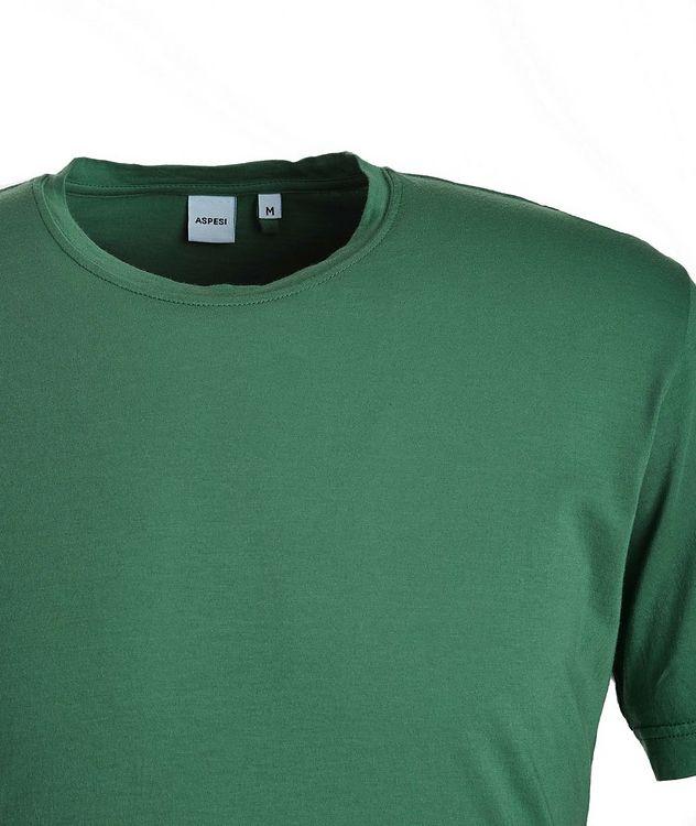 Slim-Fit Cotton T-Shirt picture 2