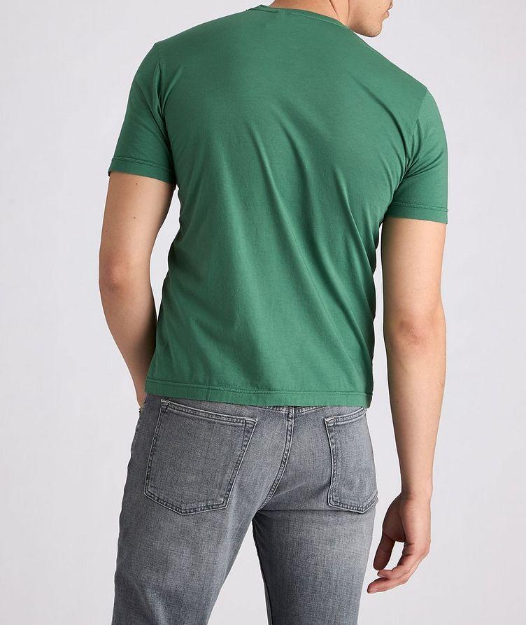 Slim-Fit Cotton T-Shirt image 3