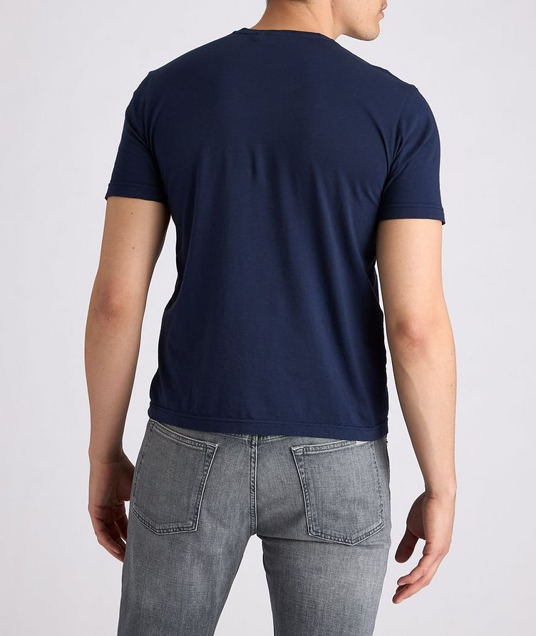 Slim-Fit Cotton T-Shirt image 2
