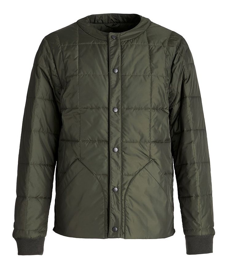 Strato Quilted Nylon Jacket image 0