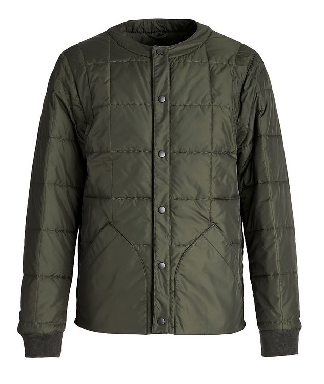 Strato Quilted Nylon Jacket picture 1