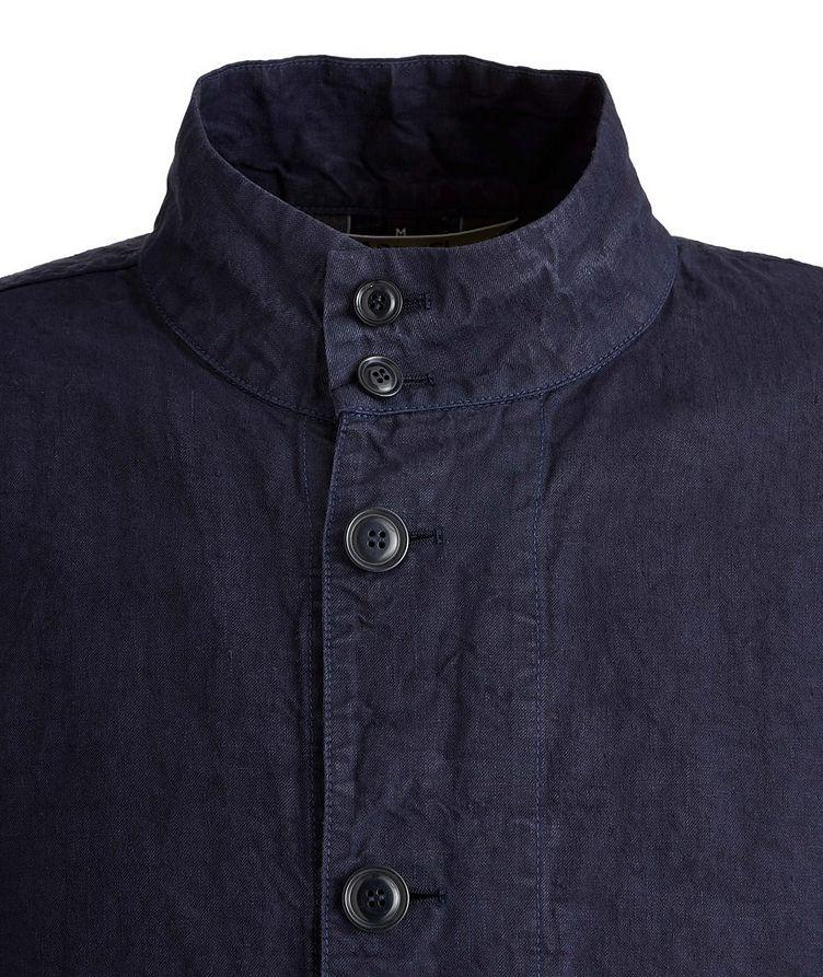 Linen Overshirt image 1
