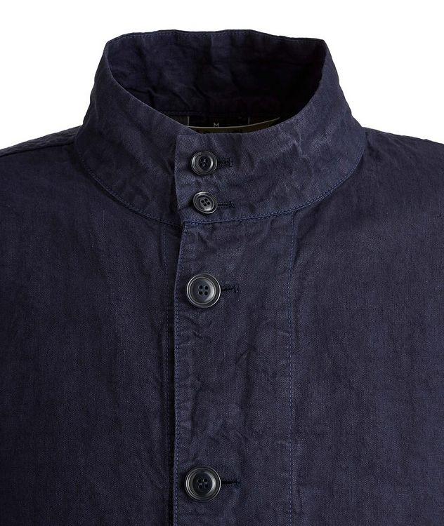 Linen Overshirt picture 2