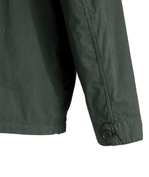 Unstructured Cotton Sports Jacket picture 2