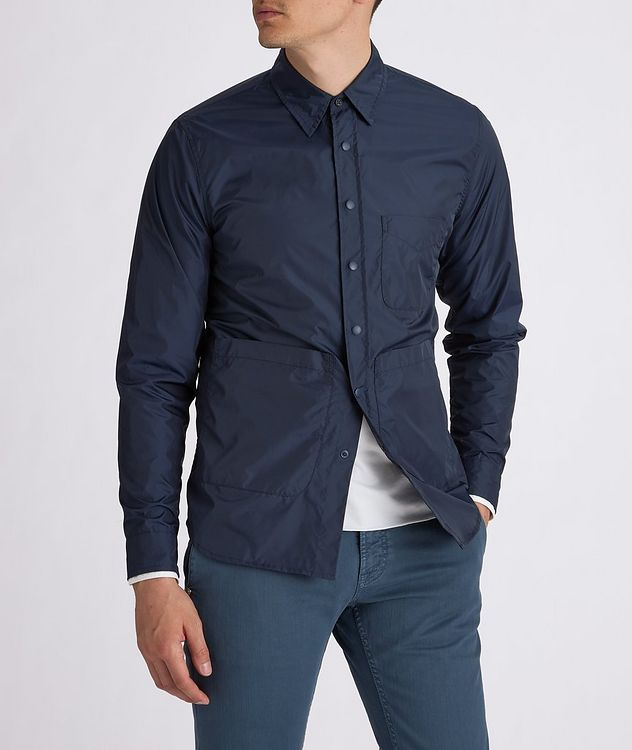 Nylon Shirt Jacket picture 2