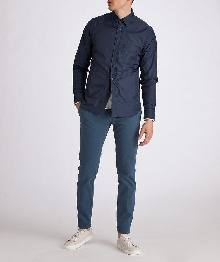 Nylon Shirt Jacket image 3