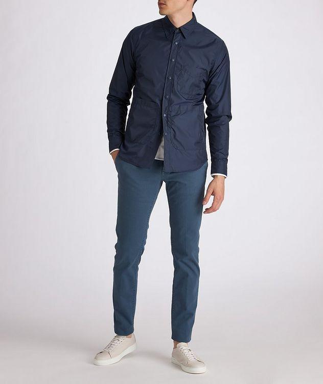 Nylon Shirt Jacket picture 4