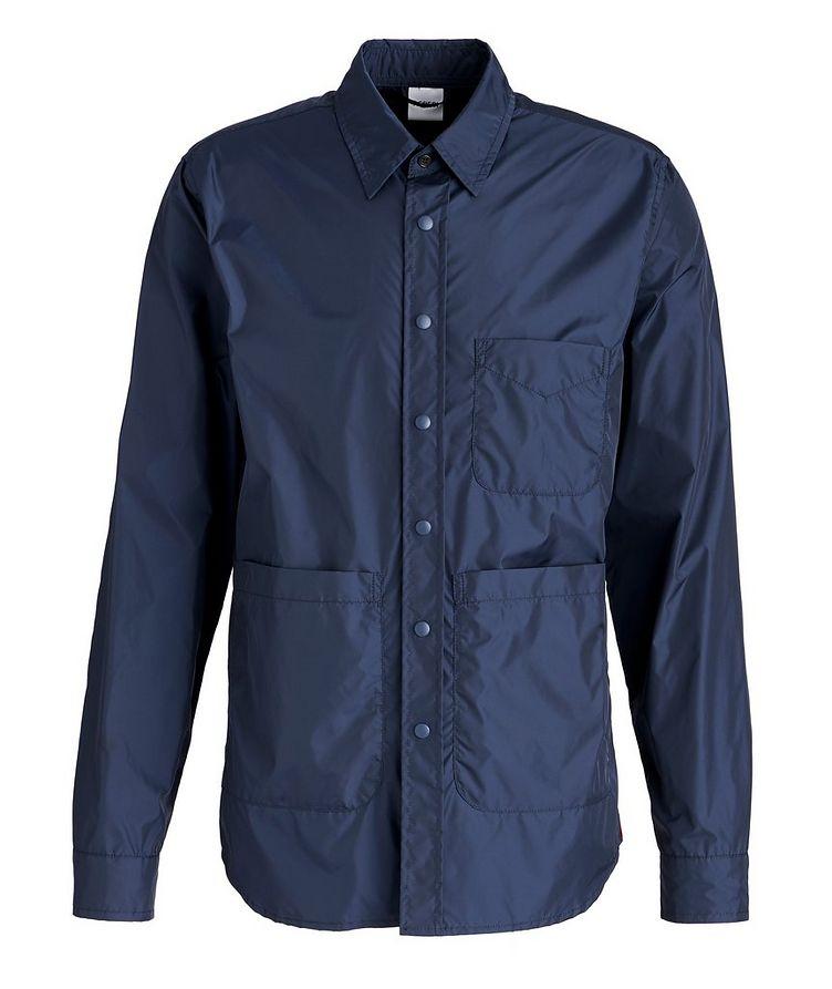 Nylon Shirt Jacket image 0