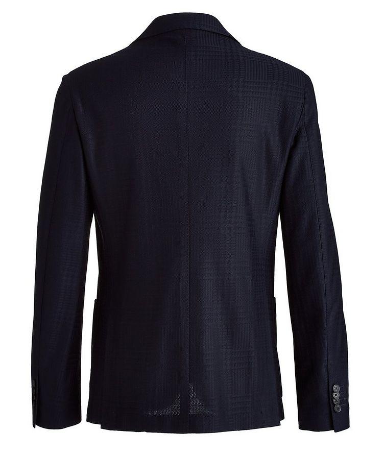 Brera Glen Check Cotton Sports Jacket image 1