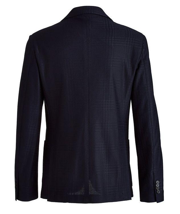 Brera Glen Check Cotton Sports Jacket picture 2