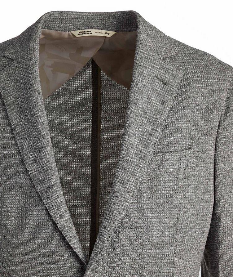 Brera Stretch-Wool Sports Jacket image 2