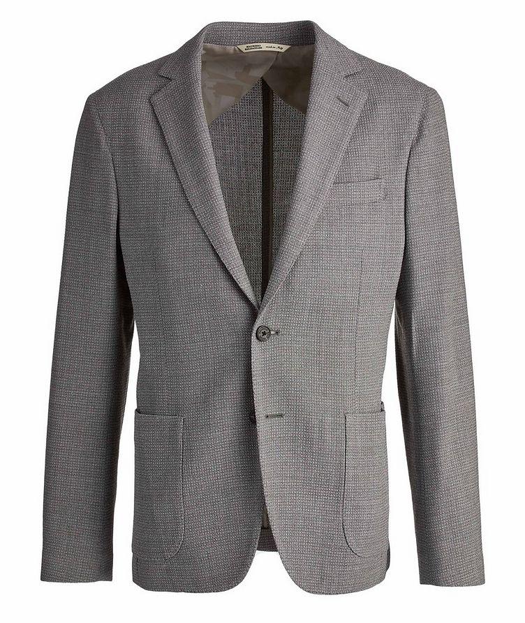 Brera Stretch-Wool Sports Jacket image 0